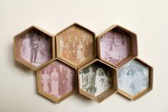 Spindle Photography : Birmingham AL Wedding Photographer Kelly Cummings » Hexagon and Honeycomb Wedding Inspiration
