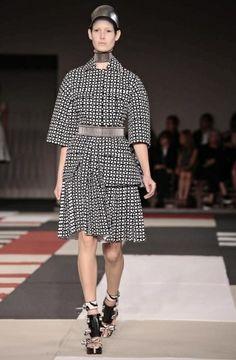 S/S 2014 – Runway Show – Womenswear  From the catwalk (Paris Fashion week)