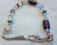 Mermaid Bookmark by Marakeshmanor on Etsy, $22.00
