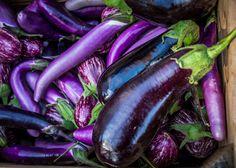 Purple! — at the Eugene Farmers Market