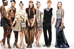 Prom 2011's Top Four Fashion Trends | Dresses | TeenVogue.com