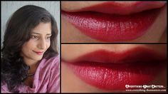 30 Days Lipsticks Challenge: Day-2 : Faces Canada Rouge A Levres Lapiz Labial Lipstick Charna   http://www.everything-thatmatters.com/2013/09/30-days-lipstick-challenge-day-2-faces-canada-rouge-a-levres-lipstick-charna.html