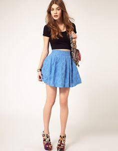 ASOS Skater Skirt