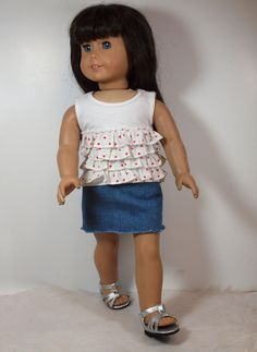 18 Doll Clothes  American Girl Doll Clothes    von AbygailElizabeth, $12,25