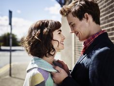 Imagen de lily collins, love rosie, and sam claflin Film Love Rosie, Alex And Rosie, Lily Collins, Love Rosie Frases, Hush Hush, People Come And Go, Sam Claflin, Movie Couples, Romance Movies