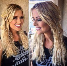 Christina El Moussa's hair is Gorgeous!!