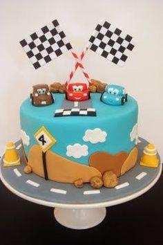 Disney Cars Cake Ideas (68 photos) | More Cake IdeasMore Cake Ideas