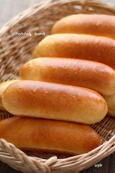 ホットドッグ★パン