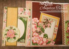 Hi everyone, a couple of weeks ago I posted some photos of an album I was working on using the new Flip Fold albums and inserts from Heartf...