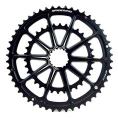 Cannondale SpideRing Road Chainring Compact 50/34T - KP245