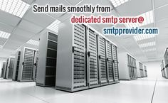 SMTP Server is in High Demand for Web Professionals