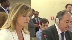 VIDEO SUBTITULADO/ El valor de un miembro del Parlamento Europeo que se atreve a defender a Israel