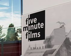 "Check out new work on my @Behance portfolio: ""Five Minute Films Visual Identity"" http://be.net/gallery/57831425/Five-Minute-Films-Visual-Identity"