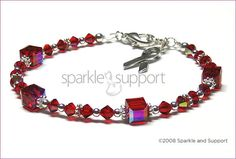 Hey, I found this really awesome Etsy listing at http://www.etsy.com/listing/165619544/awareness-bracelet-hiv-aids-heart