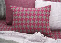 Cuscino cotone jacquarde