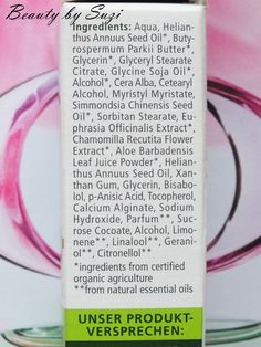 Beauty by Suzi Seed Oil, Creme, Juice, Alcohol, Cosmetics, Beauty, Eyes, Rubbing Alcohol, Juices