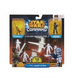 Star Wars Command Endor Attack Set