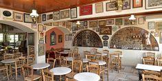 12 αθηναϊκά καφενεία για καφέ στη λιακάδα Coffee Places, Street Culture, Greece Travel, Coffee Break, Athens, Coffee Shop, Greek, Traditional, City