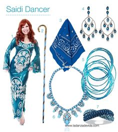 Look: Saidi Dancer http://ladanzadevida.com/look-saidi-dancer/