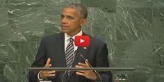 Nasty Surprise: Obama Told Americans That Their Freedom Is Over And New World Government Is Taking Over!!!