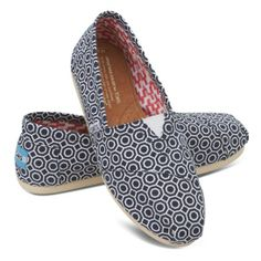 Jonathan Adler for Toms Classic Shoes