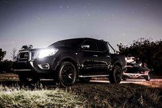 """Seeing STARS. #Nissan #Navara Photo Cred: Andrew Donovan"""