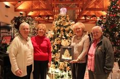 Want to find out the winners of the 7th Annual Bucks County Holiday TreeFest. PhillyBurbs.com has all the details.