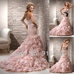 couture bridal ball gowns, dark background - Google Search