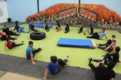 Free running Classes in Spain - Classe de free running en Espana