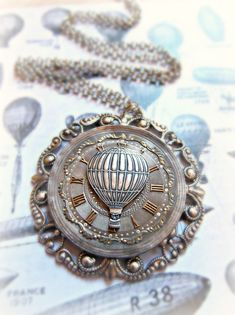 Mother And Daughter Turn Used Antique Pocketwatch Parts Into One-Of-A-Kind Jewelry | Bored Panda