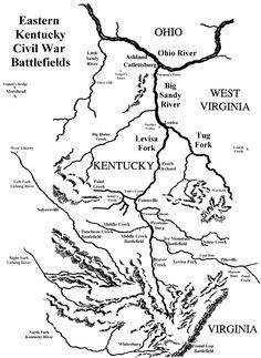 Eastern Kentucky Civil War Battles