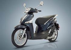 Le Piaggio Liberty 125 fait partie des modèles concernés par « Bye bye monotonie »