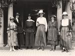 Woman Suffrage Group