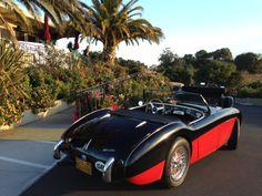 1965 Austin Healey 100 BN2