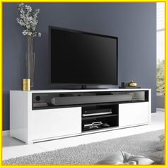 32 white gloss tv stand with drawers #white #gloss #tv #stand #with #drawers Please Click Link To Find More Reference,,, ENJOY!! Tv Stand With Drawers, Tv Stand Shelves, Tv Stand With Storage, Tabletop Tv Stand, Tv Stand Decor, Tv Stand With Soundbar Shelf, Light Purple Rooms, Murphy Bed Couch, High Gloss Tv Unit