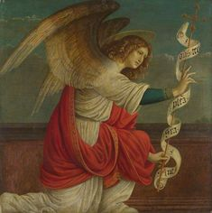 Gaudenzio Ferrari - The Annunciation