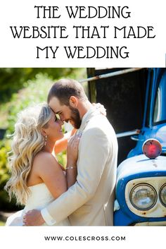 The one website you need to plan your wedding. Wedding planning.