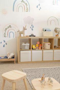 Playroom Table, Playroom Wall Decor, Toddler Playroom, Playroom Furniture, Playroom Storage, Playroom Design, Kids Room Design, Baby Room Decor, Playroom Layout