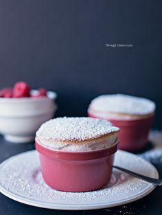 Raspberry Souffle Recipe | Adore Foods www.adorefoods.com