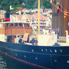 Move over Titanic, the Atløy is in town!