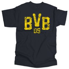 Borussia Dortmund t-shirt - BVB09 | Who Are Ya Designs