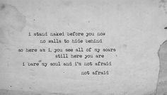 """Halestorm lyrics to """"Beautiful with a You"""" my favorite song from the band.❤️"""