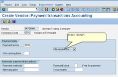 Tutorial about SAP Vendor Master Data in Materials Management. Learn about vendor master records in SAP MM, their functions, and how to create a new vendor. Purchase Department, Fax Number, Financial Accounting, Trading Company, Free Training, Management, Coding, Learning