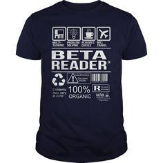 nice   Awesome Tee For Beta Reader -  Teeshirt of year