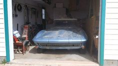 Can You Find A Better: 1966 Corvette - http://barnfinds.com/can-you-find-a-better-1966-corvette/