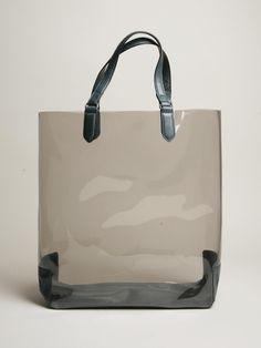 Dries Van Noten women's Transparent Bag