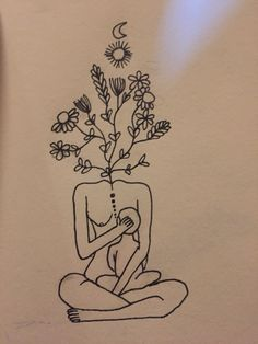 Motherhood tattoo idea