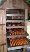 Image result for homemade wooden smoker