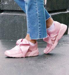 FENTY x PUMA Bow Sneakers