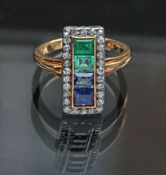 Belle Epoque ring